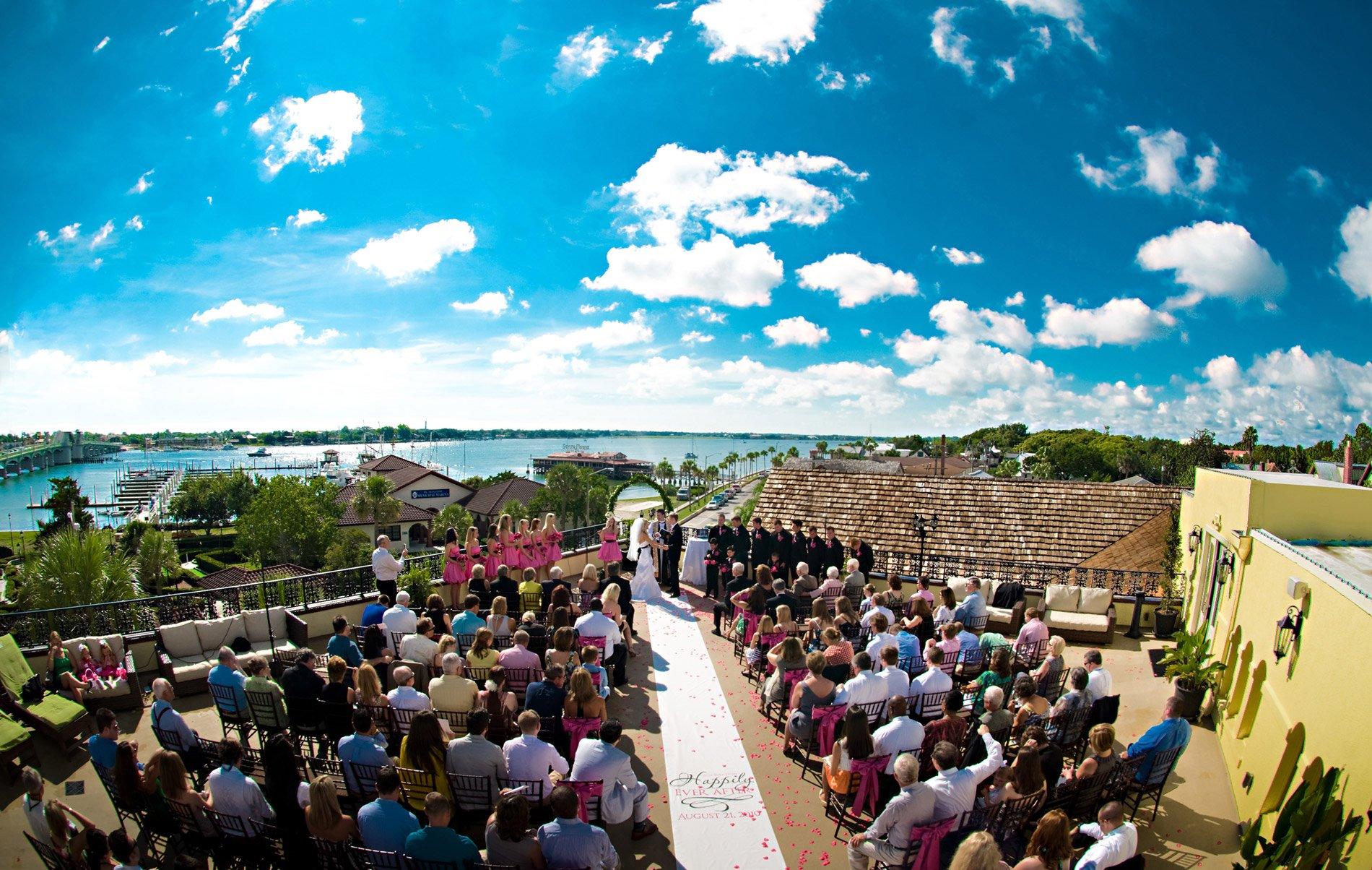 Unique Wedding Venues Near Me For Unforgettable Moment: St. Augustine Wedding Venue