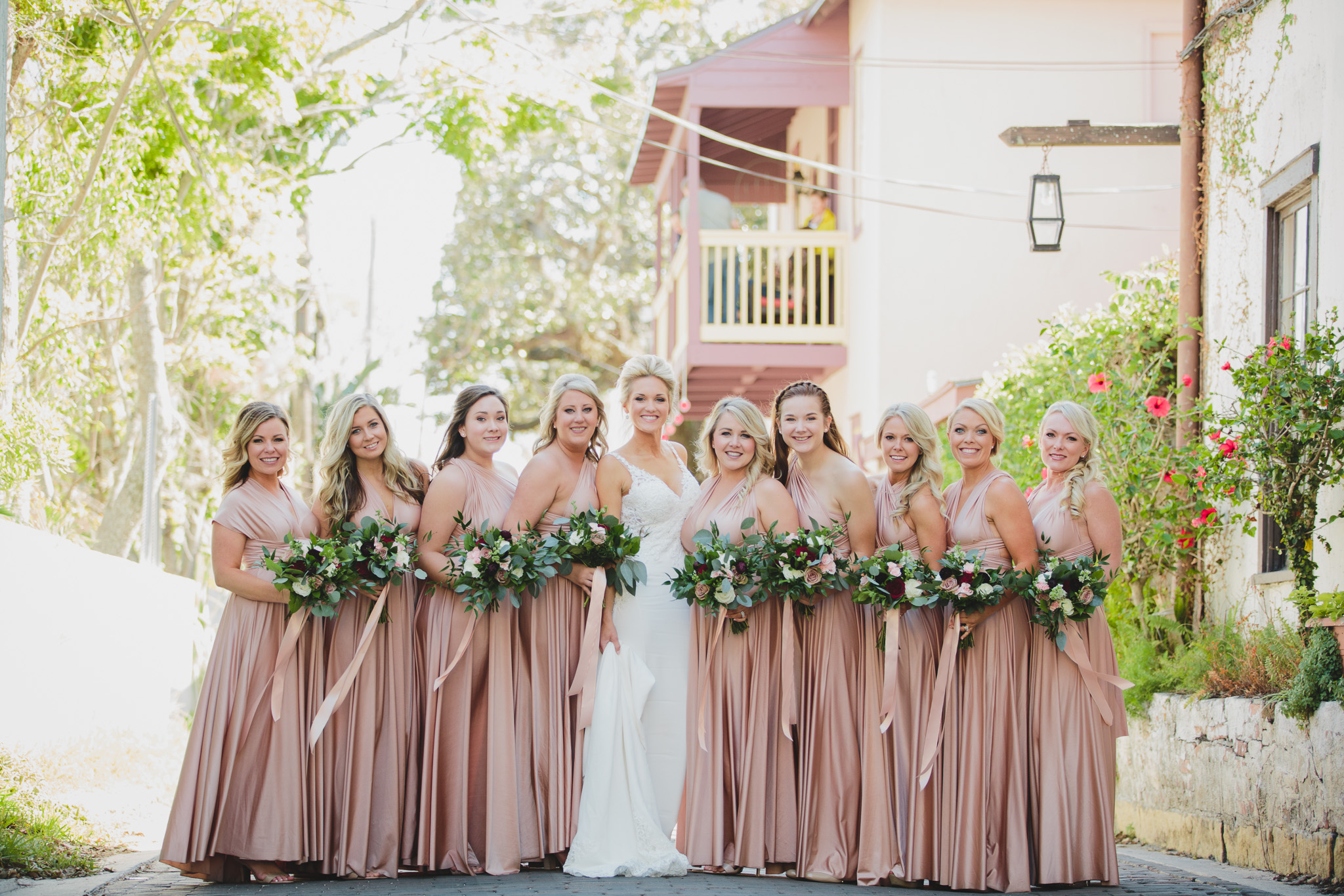 st-augustine-florida-weddings-white-room-bridesmaids
