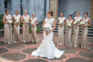 st-augustine-florida-white-room-wedding-bridal-party