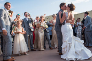 white-room-wedding-rooftop-first-dance-st-augustine-florida