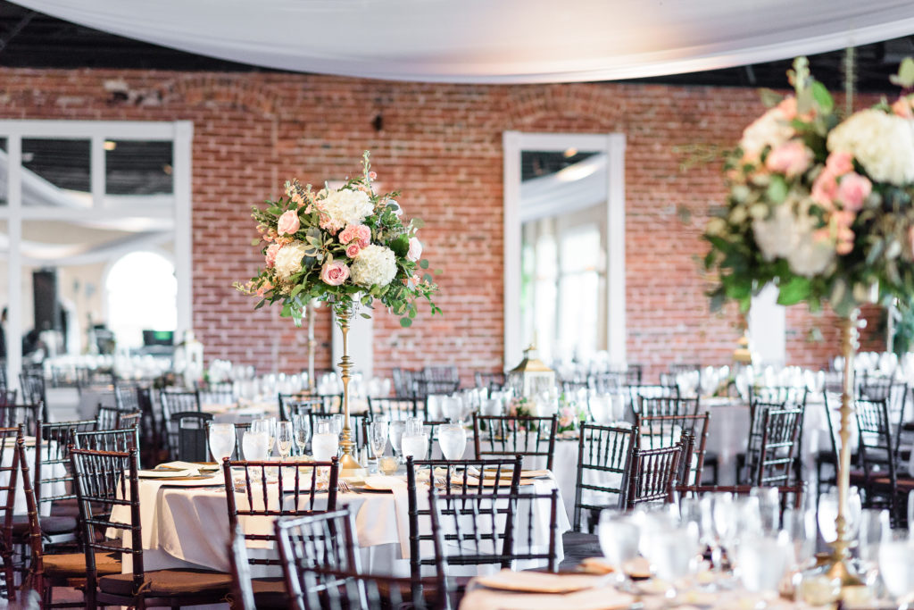 St Augustine Wedding Venues Grand Ballroom Reception