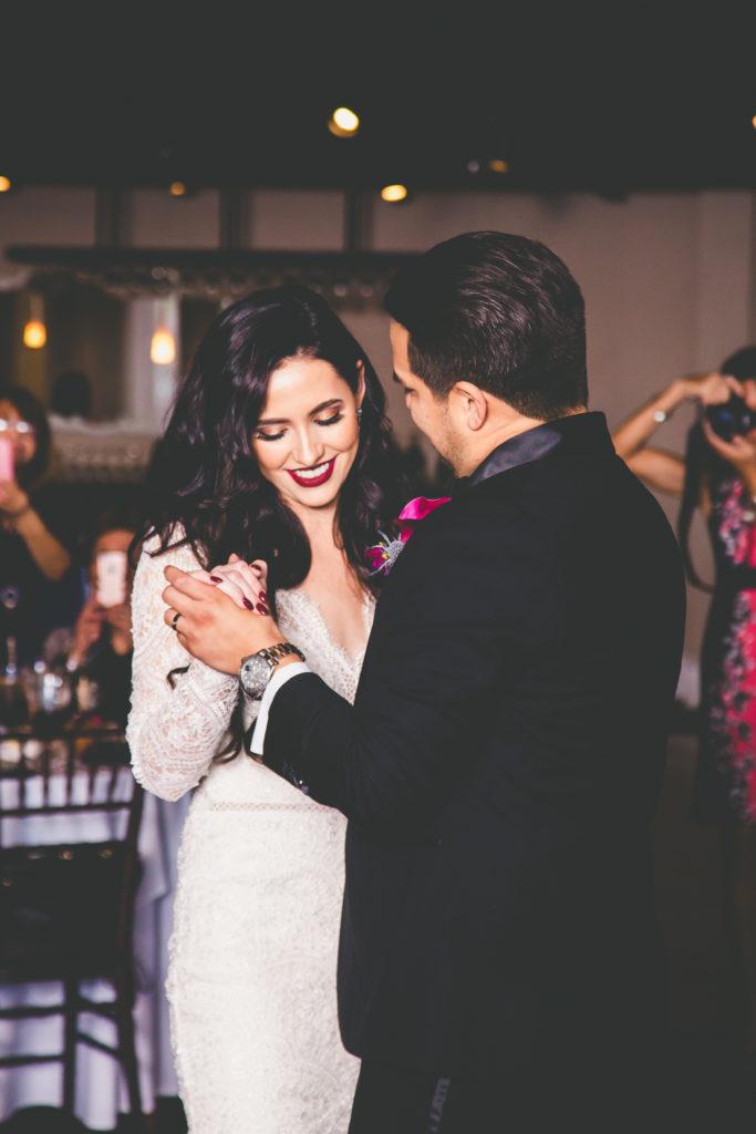 St. Augustine Wedding Bride and Groom Dance
