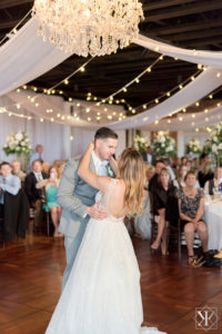 St Augustine Florida Wedding Reception First Dance