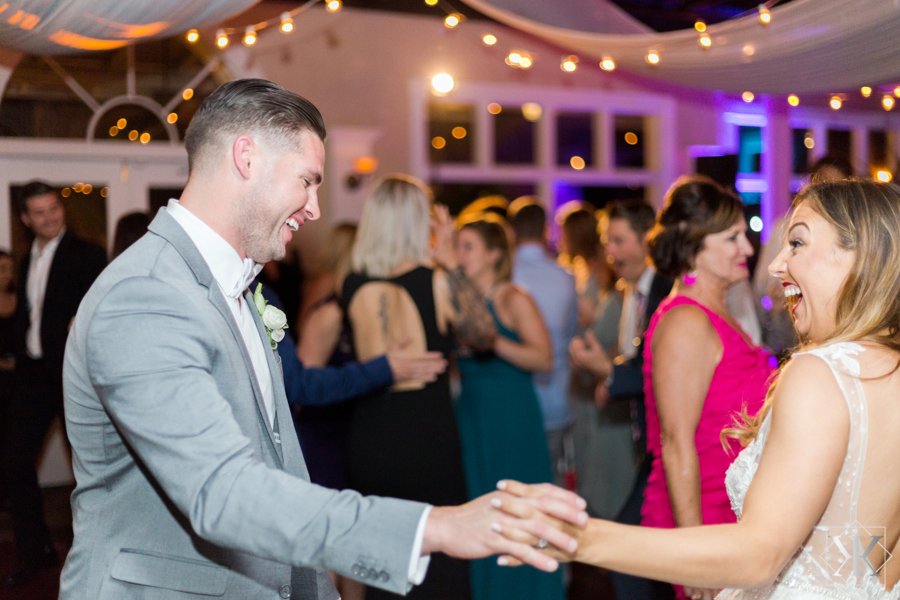 St Augustine Florida Wedding Reception Dancing 2