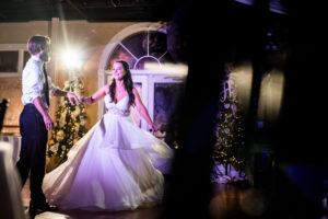 St. Augustine Winter Wedding Ballroom