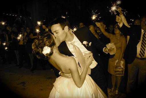 st-augustine-bride-groom-sparkler-exit