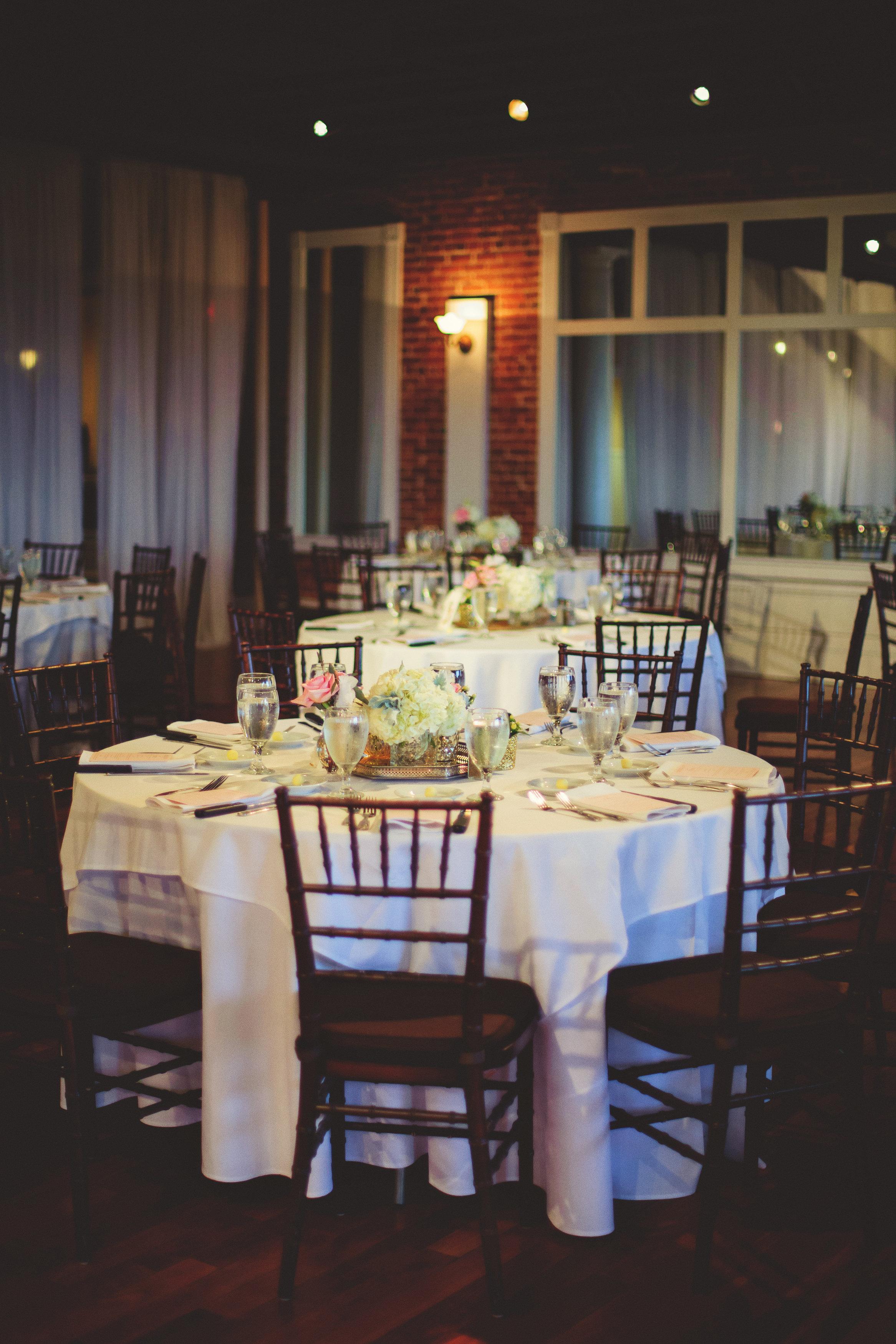 Ballroom Reception Tables 8