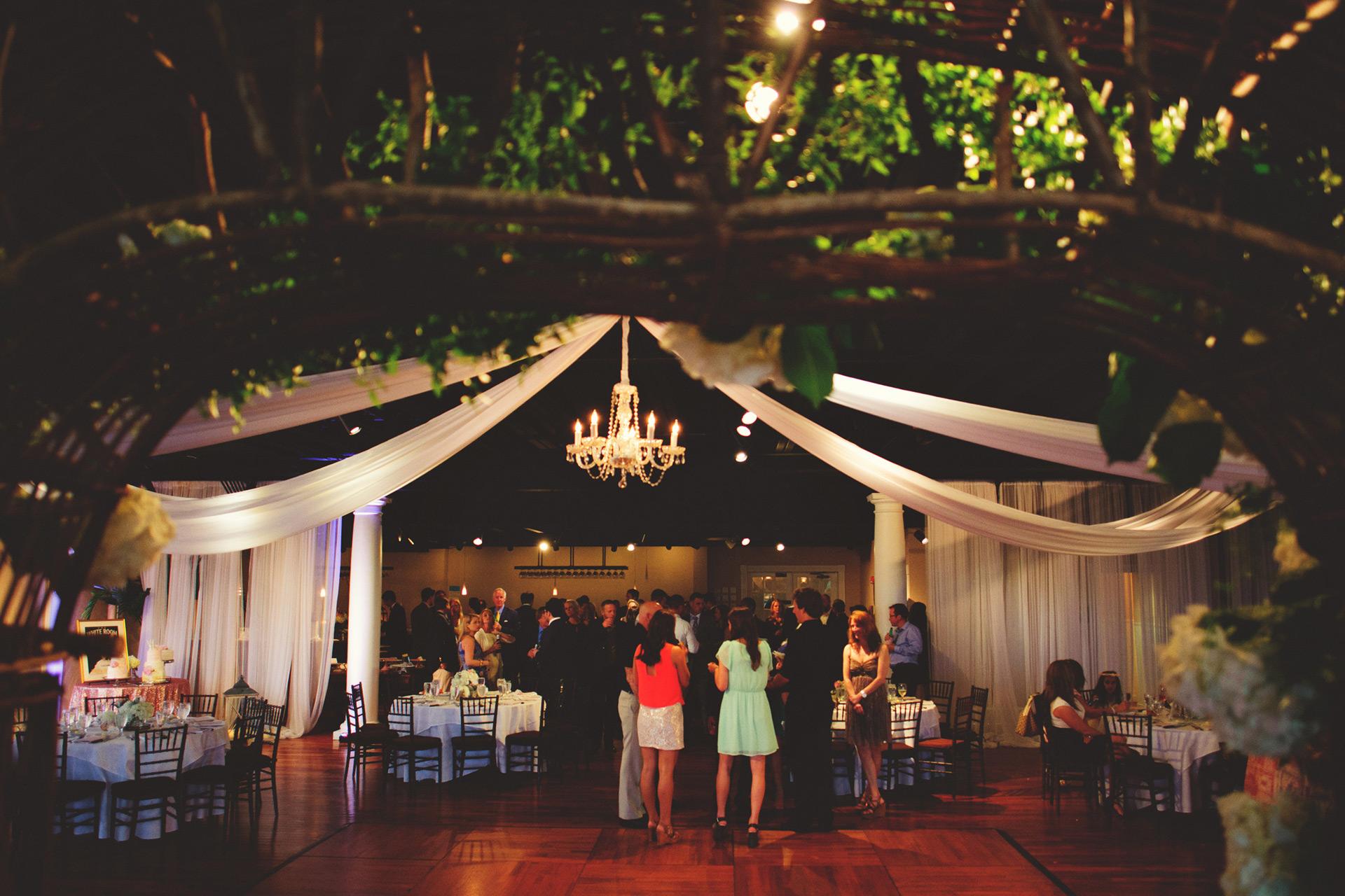 St Augustine Wedding Venues White Room Ballroom Tail Hour