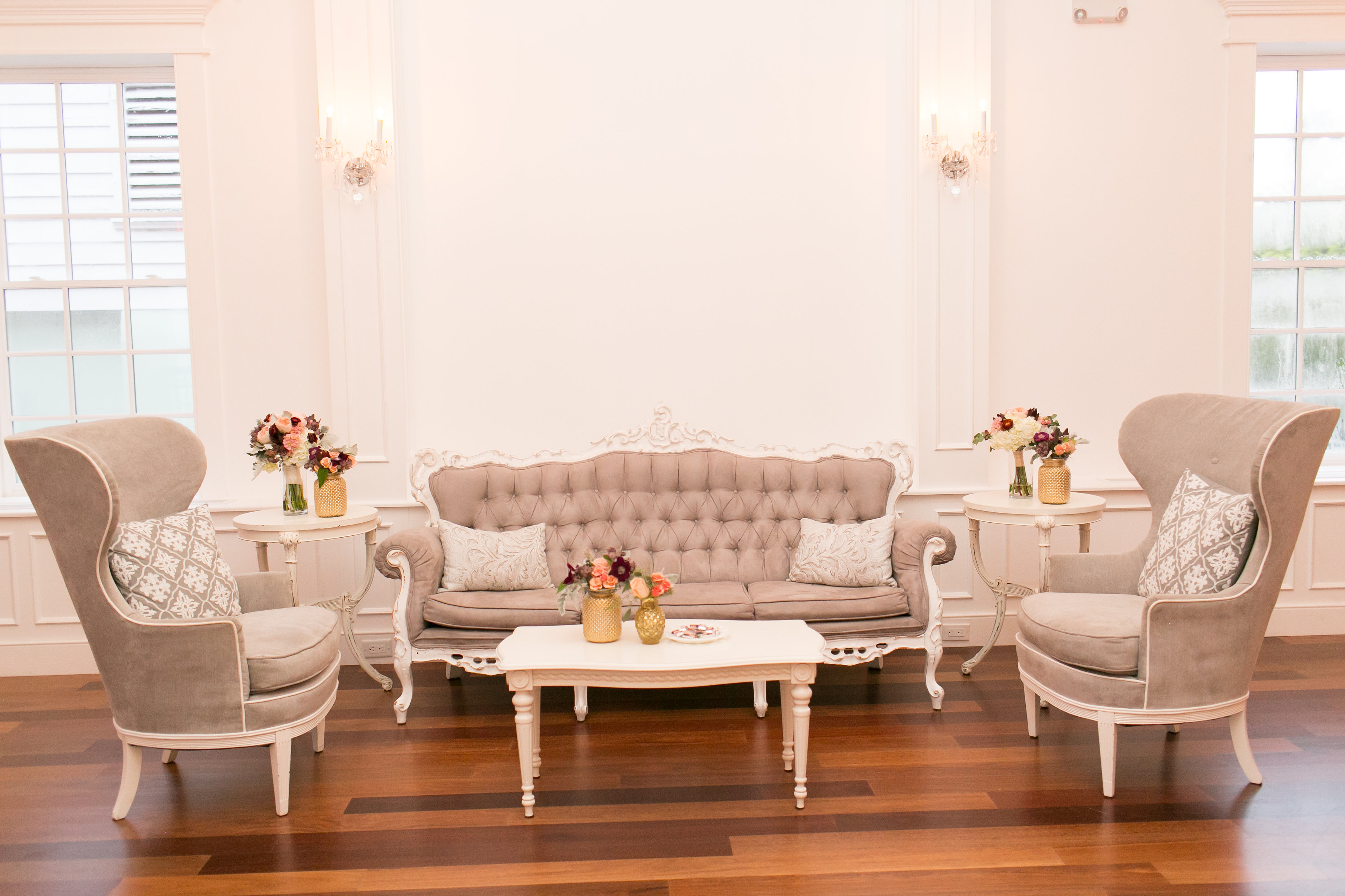 Love our antique furniture!