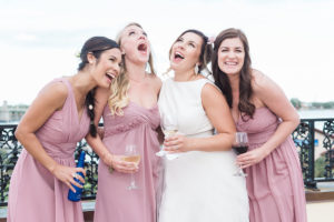 st-augustine-florida-rooftop-wedding-venue-bridesmaids