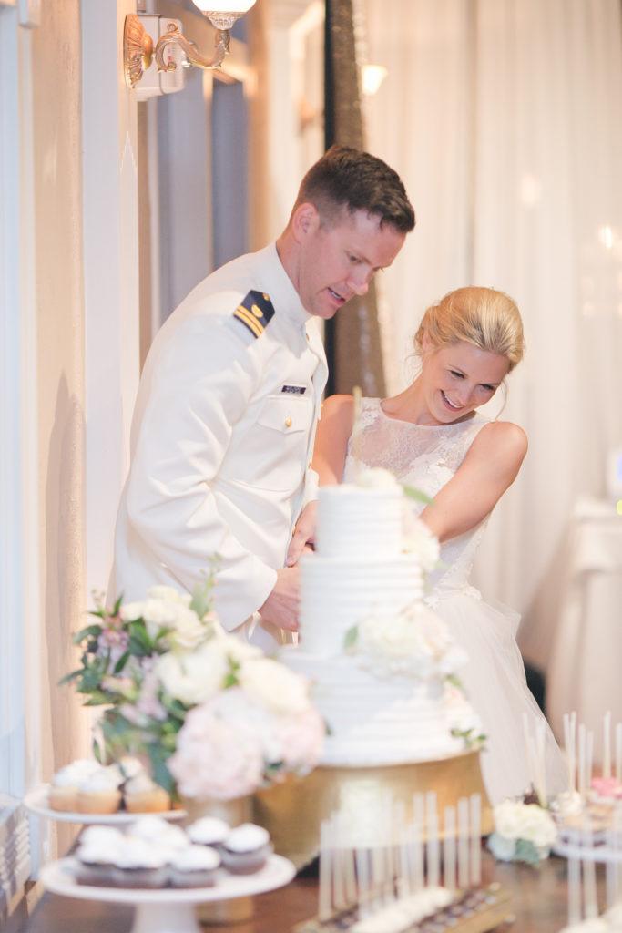 bride-groom-white-room-st-augustine-cake-cutting