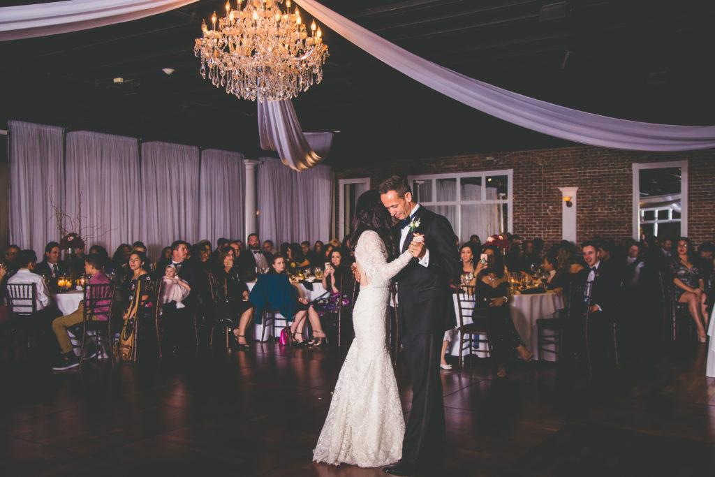 St. Augustine Wedding Father Daughter Dance