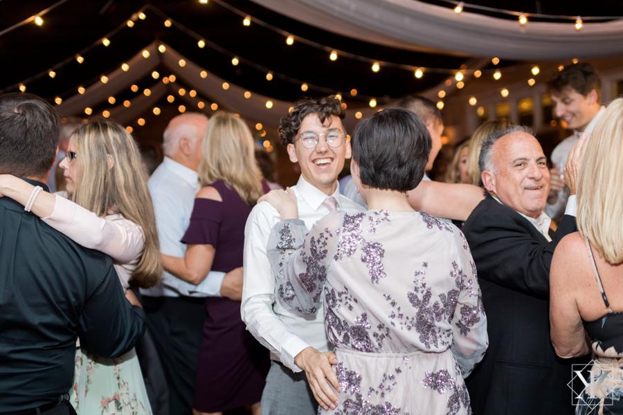 St Augustine Florida Wedding Reception Dancing 1